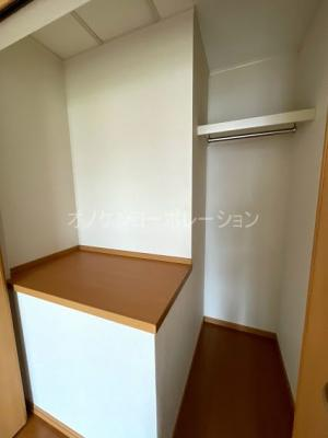 【収納】ウィルヴェスティージ弐番館
