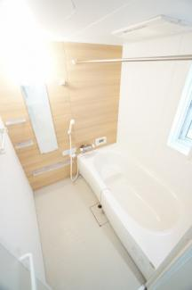 【浴室】ブリック・ヒル