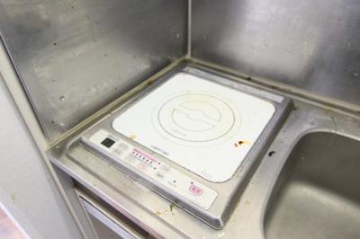 【キッチン】ITマンション日吉