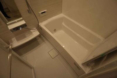 【浴室】イトーピア箕面マンション