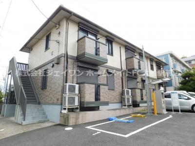 【外観】ウエスト・ベルグ鎌倉C