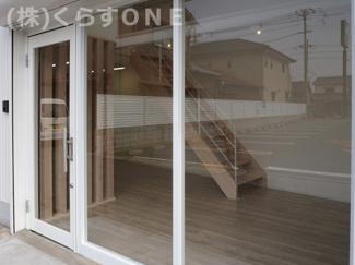 【玄関】姫路市庄田/店舗事務所