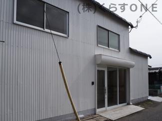 【外観】姫路市庄田/店舗事務所