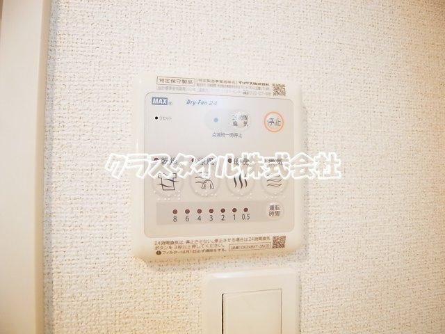 【設備】ブリーゼM