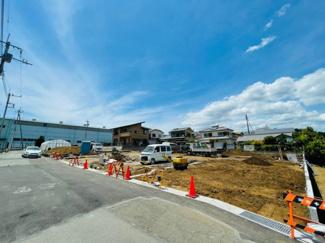 【外観】長泉町下長窪第1 新築戸建 3号棟