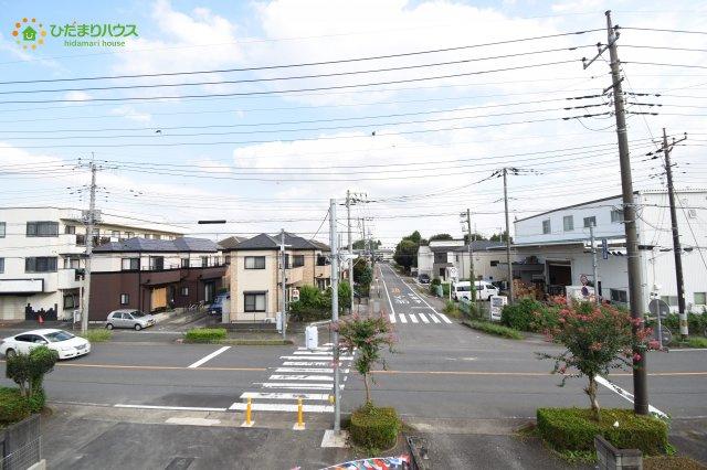 【展望】上尾市井戸木3丁目 新築一戸建て 01