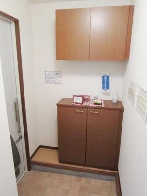 【玄関】サンセットガーデン A棟