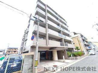 【東園田シティハウス】地上6階建 総戸数21戸 ご紹介のお部屋は2階部分の東南角部屋です♪
