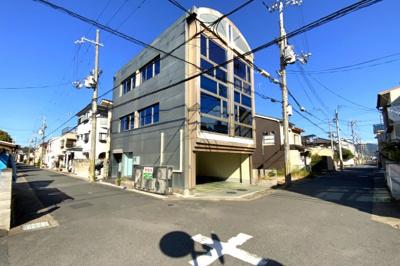 【駐車場】伏見区向島庚申町 居住付き事務所ビル
