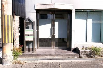 【外観】伏見区向島庚申町 居住付き事務所ビル