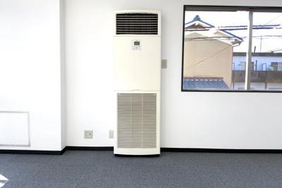 【内装】伏見区向島庚申町 居住付き事務所ビル