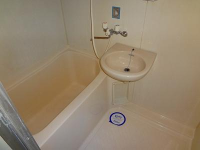 【浴室】サンハイツ稲垣A