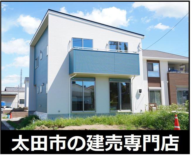 同仕様施工例 (実際の外観はモダンな建物です。近日建築中写真UP予定です)