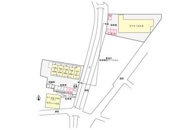【区画図】ウィンクルム