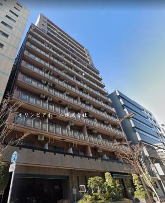 【外観】エクメーネ日本橋 13階 角 部屋 1999年築 リ ノベーション済