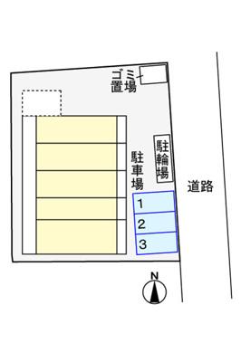 【区画図】エクセル ヤマノ
