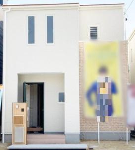 【外観】東海市富木島町伏見1丁目の新築一戸建て3号棟