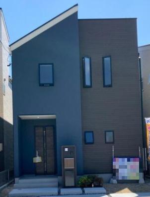 【外観】東海市富木島町伏見1丁目の新築一戸建て4号棟
