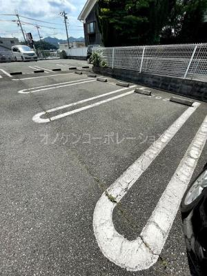 【駐車場】パティオ・ソーレ