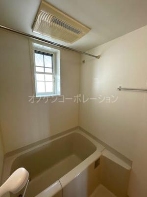 【浴室】パティオ・ソーレ