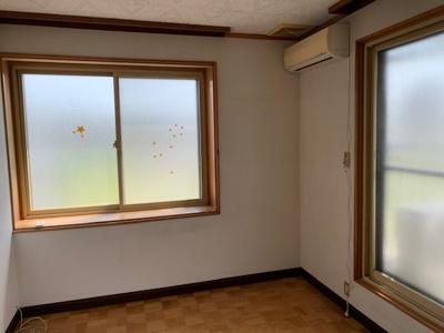 【洋室】黒川中古住宅
