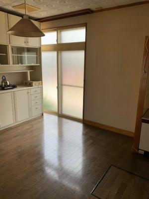 【キッチン】黒川中古住宅