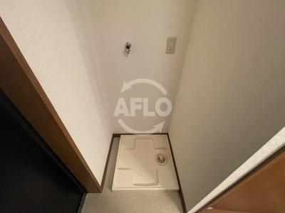 シティヒルズブライト 室内洗濯機置き場