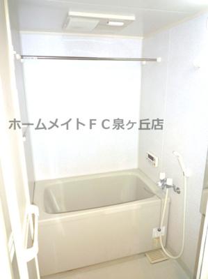 【浴室】YF泉ヶ丘