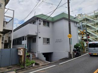 【外観】サンライズアパートメント