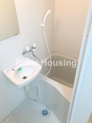 【浴室】アイコート中井