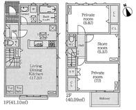 名古屋市天白区野並2丁目93 【仲介手数料無料】新築一戸建て 1号棟の画像