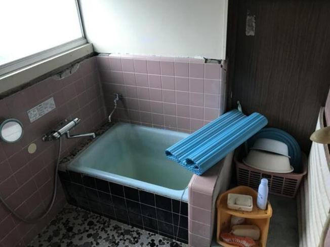 【浴室】那珂市鴻巣 中古戸建
