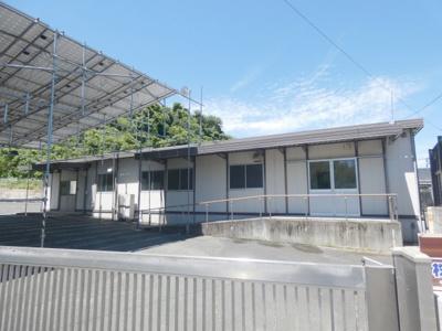 【外観】細江町貸倉庫・作業所