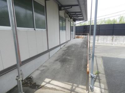【エントランス】細江町貸倉庫・作業所