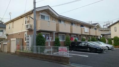 【外観】フィデールシティ戸田・弐番館