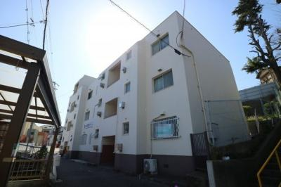 【外観】霞ヶ丘関西マンション