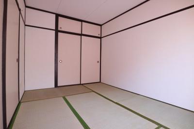 【寝室】霞ヶ丘関西マンション