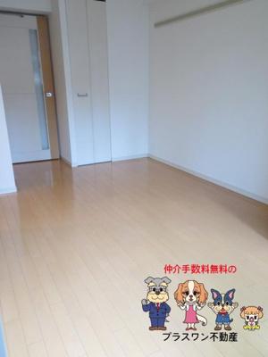 【居間・リビング】プレサンス難波EASTモダニティ