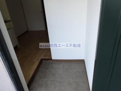 【玄関】プレアール太子田