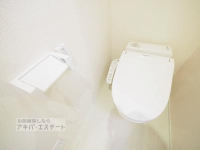 【トイレ】OX residence