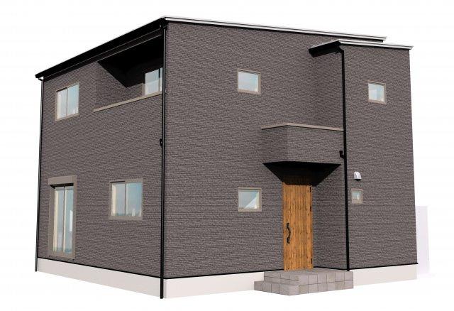 「アイパッソの家」西区春日8丁目8号地モデルの画像