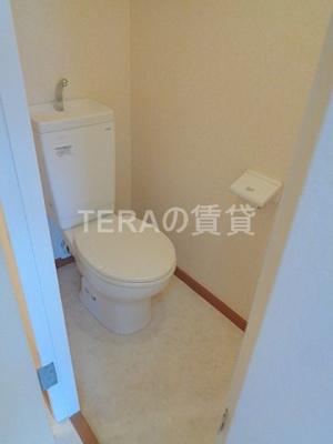 【トイレ】シャトーむさし野