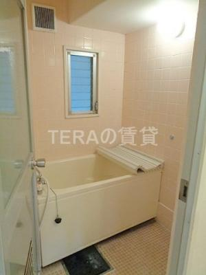 【浴室】シャトーむさし野