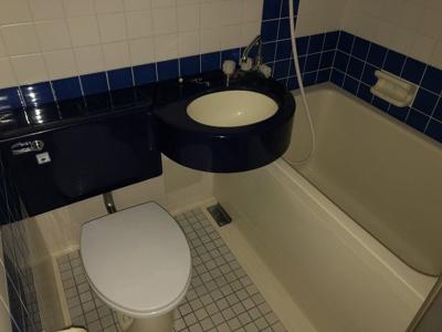 【浴室】藤和ハイタウン新宿