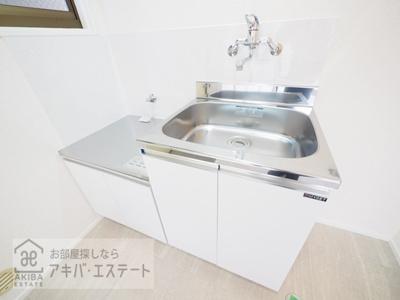 【キッチン】ツインハイム