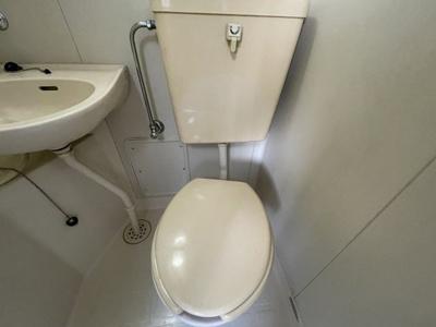 【トイレ】クロープ桜台