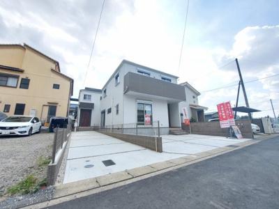 【外観】名古屋市北区如来町79【仲介手数料無料】新築一戸建て