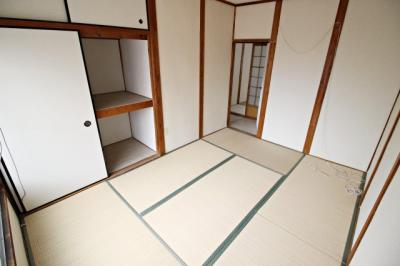 【和室】二俣一戸建