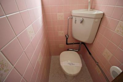 【トイレ】二俣一戸建
