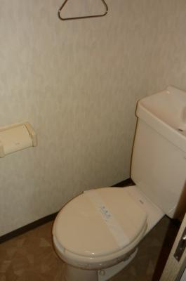 【トイレ】ヴィクトリアガーデン1